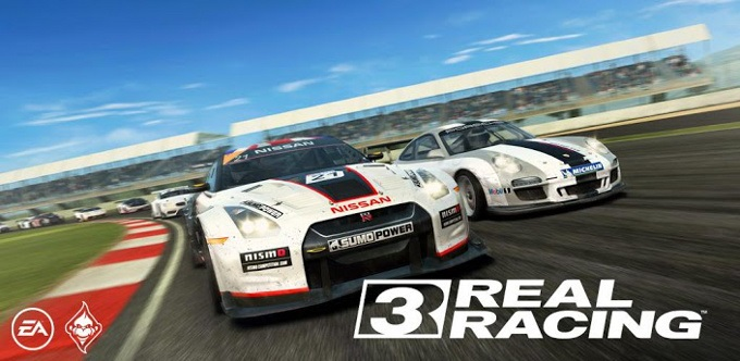 Real Racing 3 Hits PlayStore Software Review 1