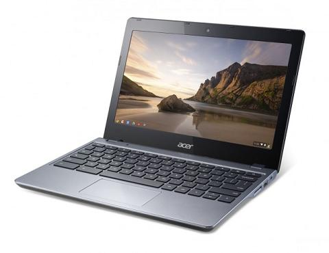 Acer Chromebook C720 launched with Intel Haswell Processor