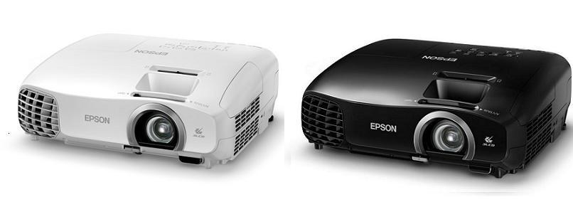 Epson 3D Home Projectors EH-TW5200
