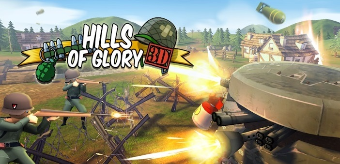 hills of Glory 3d main