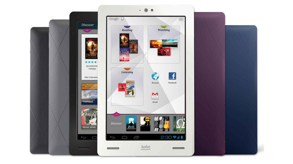 Kobo to release 10-inch Kobo Arc Tablet - Review 3