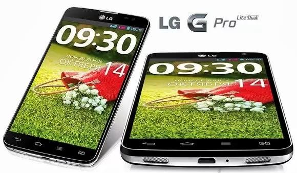 LG launches LG G Pro Lite with 5.5-inch screen for Rs 22,990/- in India