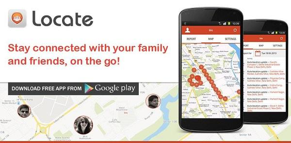 MapmyIndia Launches Locate: A New Mobile App for Android To Stay Connected