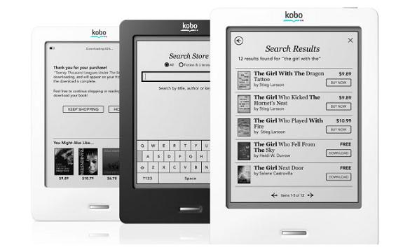 Kobo Touch eReader launched in India - Features, Specifications, and quick review