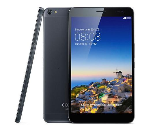 Huawei MediaPad X1 Tablet 'world's slimmest' 7-inch LTE Cat4-enabled all-in-one phablet.