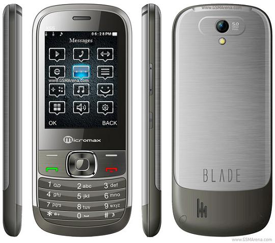 Micromax Blade X55 Dual SIM Phone Price, Specifications and features a Quick Overview