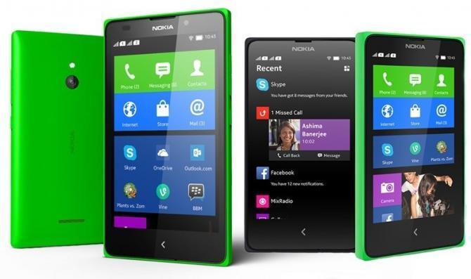 Nokia X series