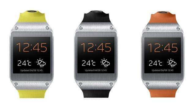 Samsung Unveils Galaxy Gear, the Gear 2, and Neo Smartwatches First Impressions 1