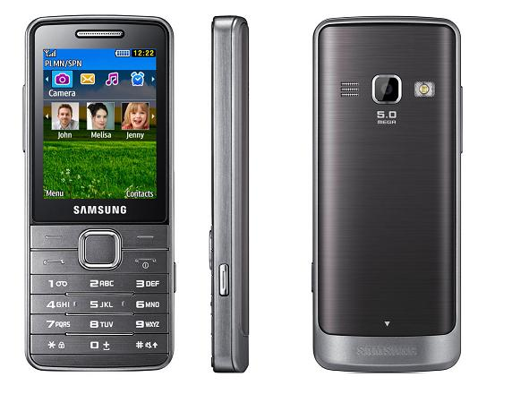 Samsung Primo S5610 3G Mobile Pone Features and Specifications