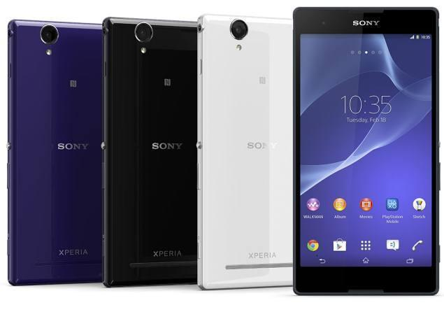 Sony Xperia T2 Ultra Dual l6-inch Triluminos display Phablet launched in India at Rs 25,990 2