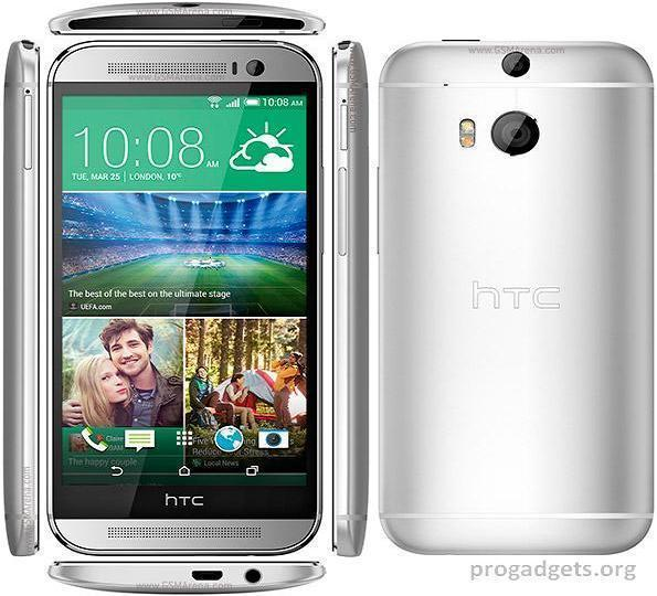 HTC One M8 smartphone launched with price of Rs 49,900
