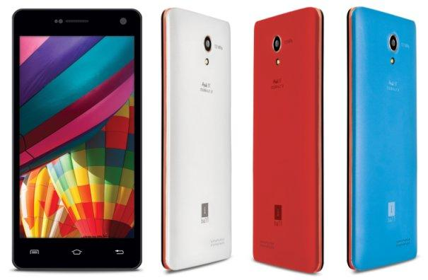 iBall launches iBall Andi 5T Cobalt 2 Powered by a 1.3 Ghz quad core Processor 2