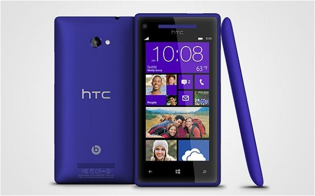 HTC Windows Phone 8X flagship smartphone officially comes to India