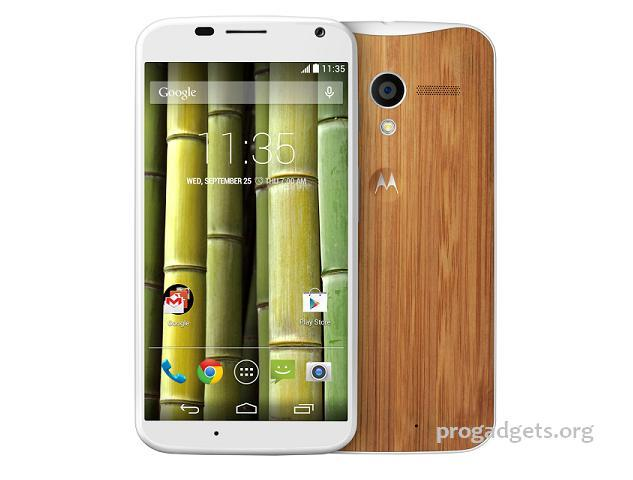 Motorola Moto X with Bamboo finish with wood back launches with Price of Rs.24,999