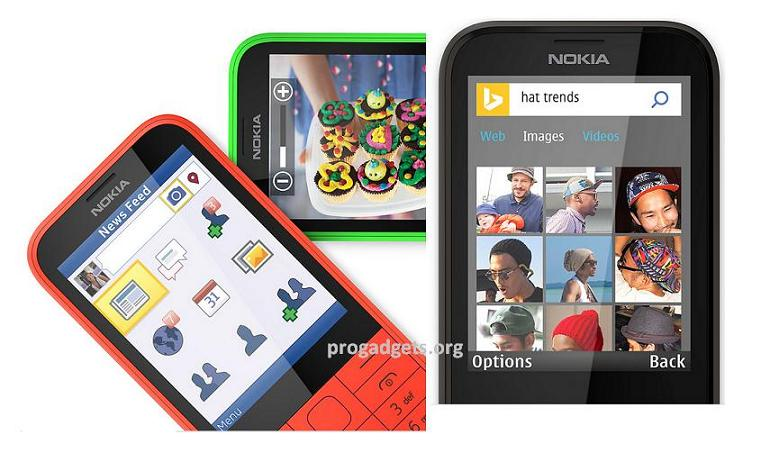 Nokia 225 feature phone release