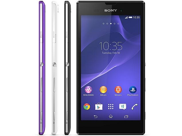 Sony Xperia T3 quad core phone with launched with Price of Rs.27990