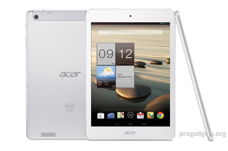 Acer Iconia A1-830 Tablet 7.9-inch LCD IPS Display Launched Price of Rs.11,299