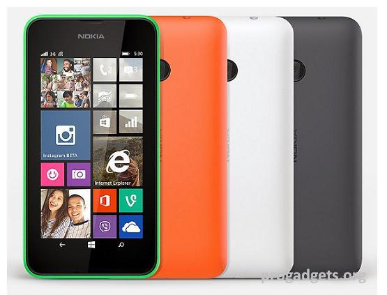 Nokia Lumia 530 Powered by Quad Core Processor launching soon