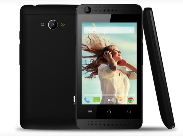 Lava Iris 360 Music with Dual Front Speakers and Android 4.2 Launched at Rs. 4,799