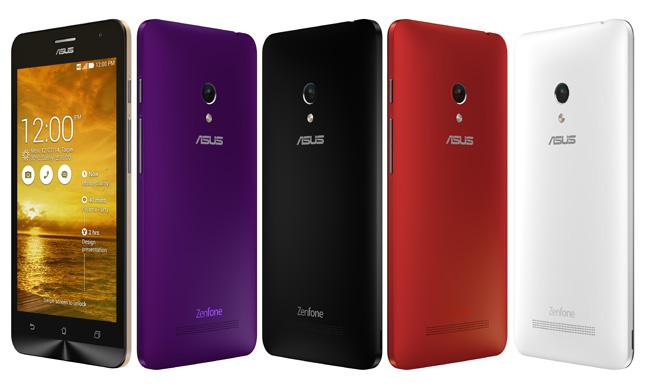 Asus Zenfone 5 A500KL MSM8926 Android 4.4 Phone -