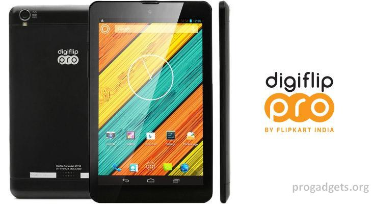 Flipkart DigiFlip Pro ET701, Pro XT801, Pro XT811, Pro XT901 and Pro XT911 tablets launched in India, prices start at Rs 5,999