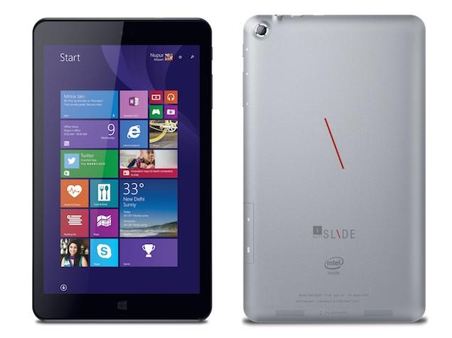 iBall Slide WQ32 3G tablet with windows 8.1 launched for Rs.16980