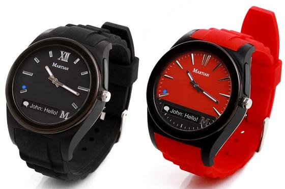 Martian Notifier Smartwatch launched in India for Rs 9,999