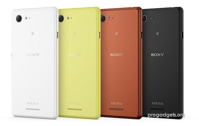 Sony Xperia E3 launched with Price of Rs 11,990