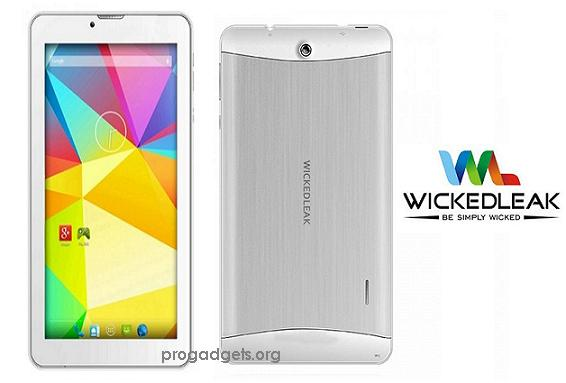 Wammy Desire 3 tablet with 7-inch Android KitKat launched for Rs 5,999