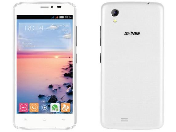 Gionee CTRL V4S launched with Android 4.4 KitKat Priced at Rs. 9,999