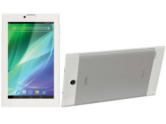 Lava IvoryE Dual Core Tablet With 7-inch Display Launched at Rs 6,099