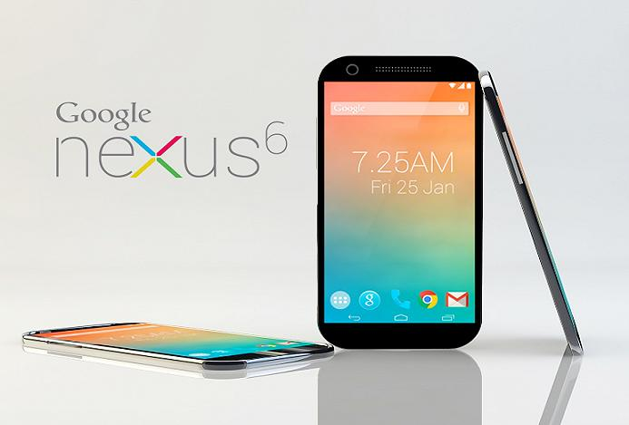Google's Nexus 6 Smartphone Price and Specs