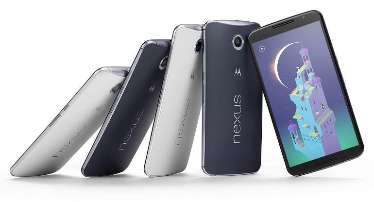 Google Nexus 6 with 6-inch display and 2.65GHz quad-core official now