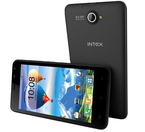 Intex Aqua X with 4.5-inch qHD display listed online for Rs.4890