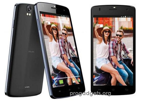 Lava Iris Selfie 50 Android KitKat Smartphone Launched for Rs.7999