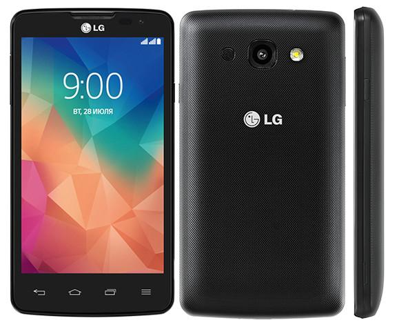 LG L60i with 4.3 Inch Dual Core Smartphone launched for Rs.6,399