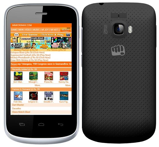 Micromax Bolt A064 with Android KitKat available at Rs. 3,301