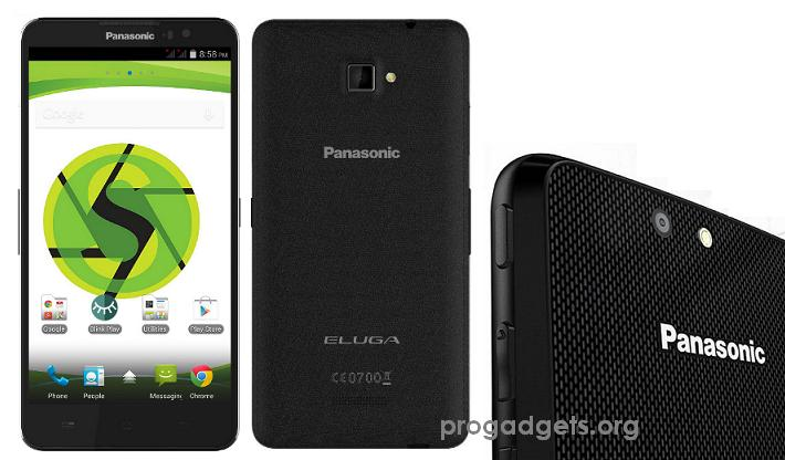 Panasonic Eluga S 'selfie' Smartphone launched at Rs.11,190