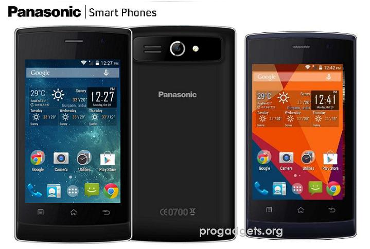 Panasonic T9 dual core 2G handset with 3.5 inch Display available for Rs.3949