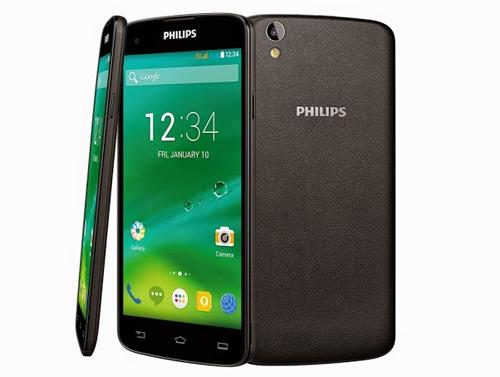 Philips Xenium I908 Android v.4.4.2 KitKat Launched in India