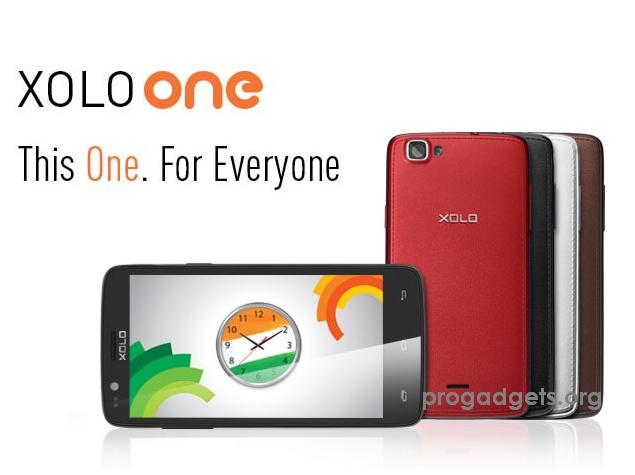 Xolo One Android 4.4 with 4.5-inch display launched Rs 6,599