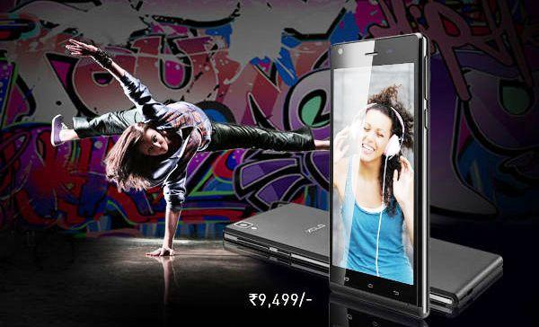 Xolo Opus HD with Android 4.4.2 KitKat smartphone Launched at Rs. 9,499