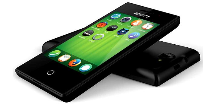 Zen U105 Firefox OS Smartphone launched for Rs.1999