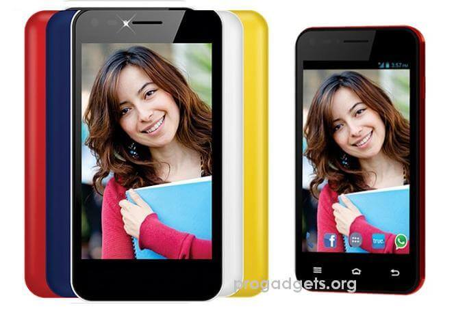 Celkon Campus Whizz Q42 Android Smartphone on official