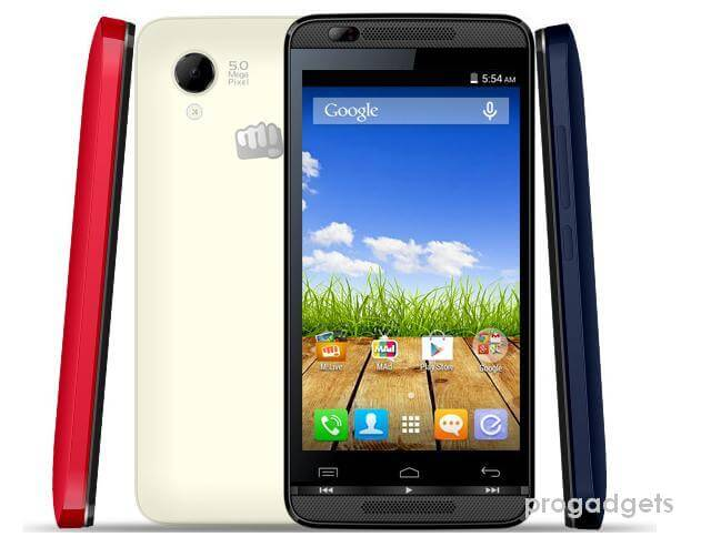 Micromax Bolt AD4500 dual core Android 4.4 smartphone launched for Rs.5290