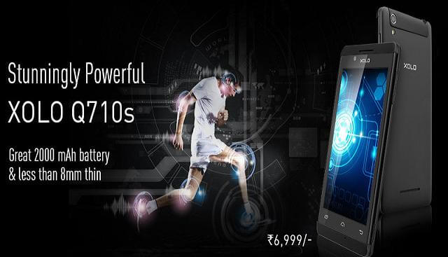 Xolo Q710s quad-core processor with 4.5-inch qHD display announced for Rs.6999 1