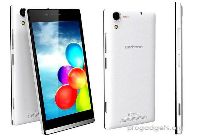 Karbonn Titanium S25 Klick quad core with 5-Inch display available for Rs.7650