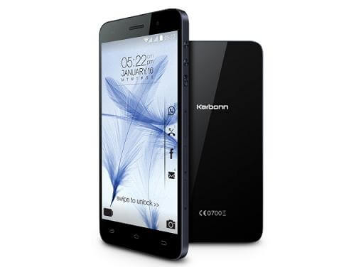 Karbonn Titanium Mach Two S360 with 5-inch Octa-Core SoC Launched for Rs.10,490