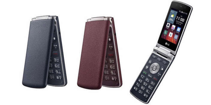 LG Gentle flip phone comes with Android 5.1, 4G LTE launched