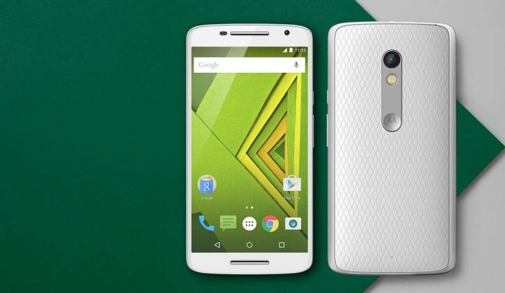 Motorola unveils Moto X Style with 5.7-inch Quad HD display announced